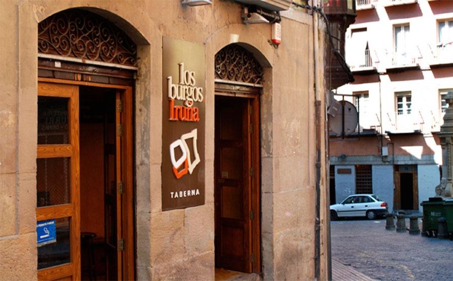 Los Burgos De Iruña_foto