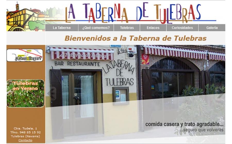 La Taberna De Tulebras_foto