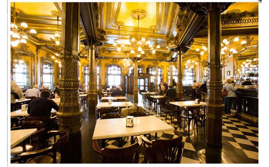 Café Iruña_foto