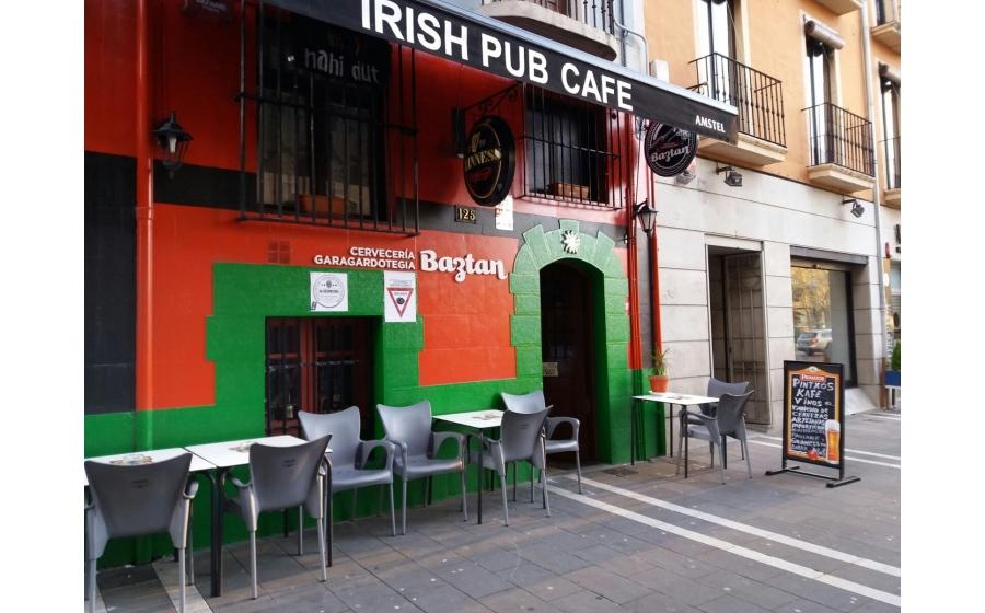 Baztán Cervecería Irish Pub_foto