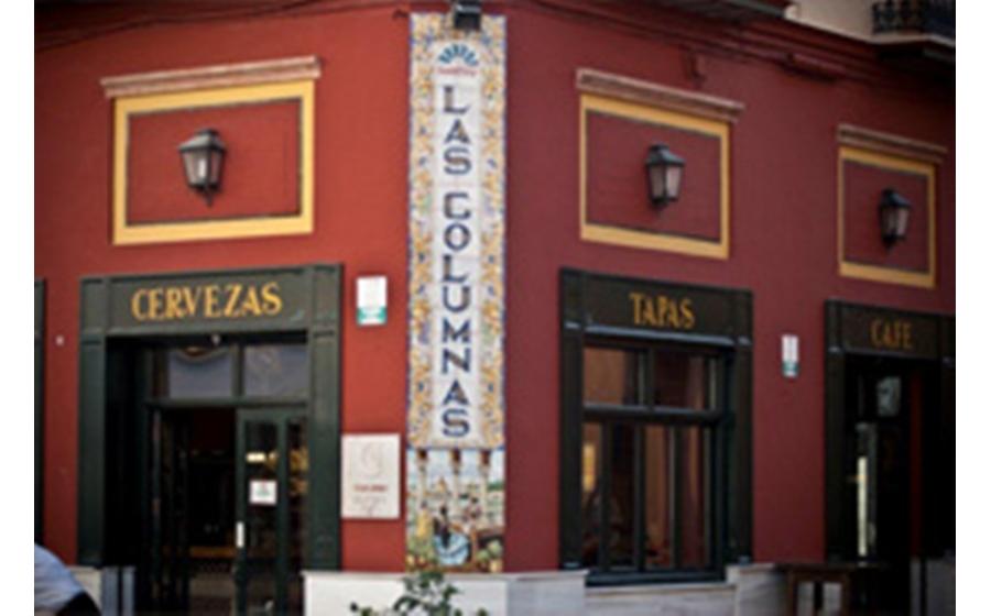 Bar Patio San Eloy Las Columnas Sevilla